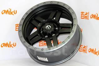 Fuel Anza. 9.0x20, 6x139.70, ET20, ЦО 108,0мм.