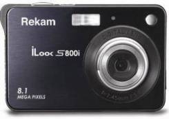 Rekam iLook-S800. 8 - 8.9 Мп, зум: 7х
