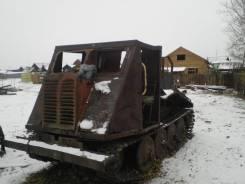ОТЗ ТДТ-55. Продается трактор трелевочный, 73,55 л.с.