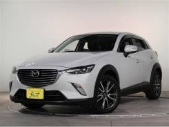 Mazda CX-3. автомат, передний, 1.5, дизель, 10тыс. км, б/п. Под заказ