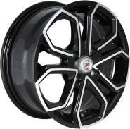 NZ Wheels F-15. 6.5x16, 5x114.30, ET50, ЦО 66,1 мм.