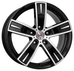 NZ Wheels F-16. 6.5x16, 5x112.00, ET50, ЦО 57,1 мм.
