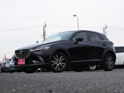 Mazda CX-3. автомат, передний, 1.5, дизель, 27тыс. км, б/п. Под заказ