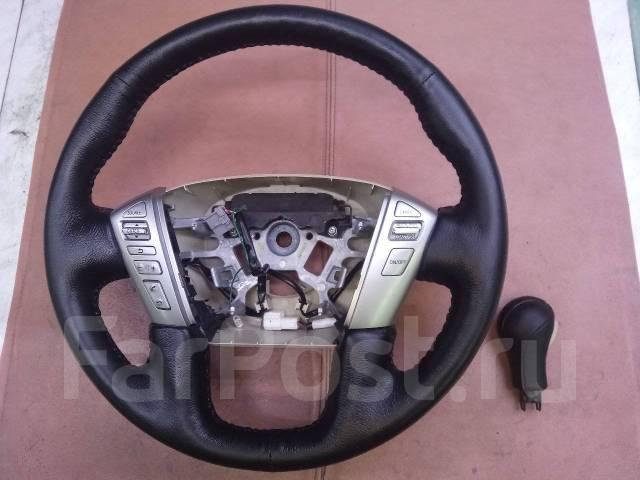 Руль. Infiniti QX56 Nissan Patrol. Под заказ