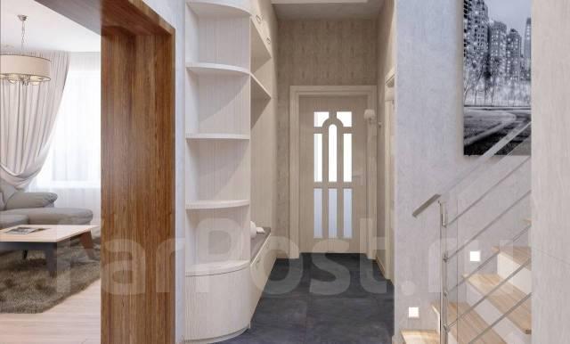 Дизайн-проект дома в пригороде, 120 кв. м. Тип объекта дом, коттедж, срок выполнения месяц