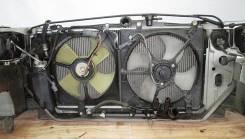 Радиатор охлаждения двигателя. Honda Accord, CF4