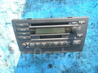 Магнитола. Toyota Mark II, JZX110 Двигатель 1JZGTE
