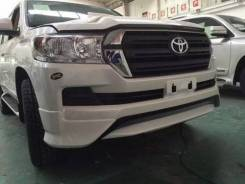 Обвес кузова аэродинамический. Toyota Urban Cruiser Toyota Land Cruiser, UZJ200W, GRJ200, VDJ200, J200, UZJ200, URJ200, URJ202W, URJ202 Двигатели: 2UZ...