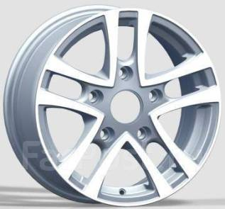 "NZ Wheels SH645. 6.5x16"", 5x139.70, ET40, ЦО 98,6мм."