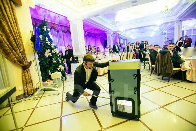 Фокусник - иллюзионист на вашей свадьбе, юбилее, корпоративе