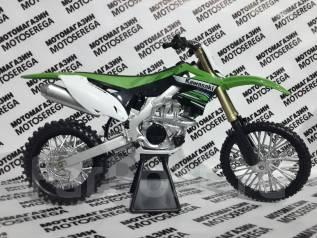 Kawasaki KX 450F. 450 куб. см., исправен, без птс, без пробега