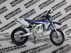 Модель мотоцикла Yamaha YZ450F