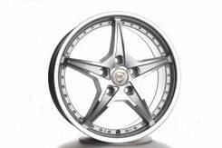 "NZ Wheels SH657. 6.5x16"", 5x114.30, ET45, ЦО 60,1 мм."