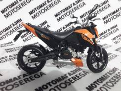 Модель мотоцикла KTM Duke