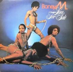 LP, Boney M. - Love For Sale (все самые хиты), Germany, новый