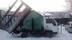 Toyota Dyna. Продается грузовикт Toyоta dyna, 2 500 куб. см., 1 500 кг.