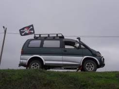 Mitsubishi Delica. автомат, 4wd, 2.8, дизель