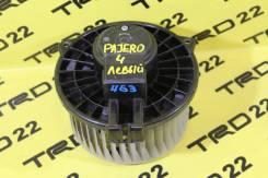 Мотор печки. Mitsubishi Pajero, V93W, V97W, V83W, V87W, V80, V98W, V88W Двигатели: 6G75, 4M41, 6G72, DI