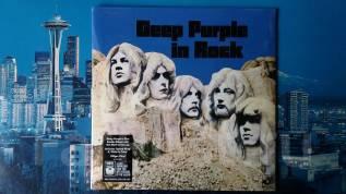 LP, Deep Purple – Deep Purple In Rock , USA, новый