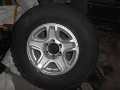 Колесо запасное. Toyota Land Cruiser Prado