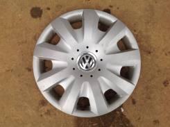 """Колпак VW R15 1T0601147D. Диаметр 15"""""""", 1шт"""