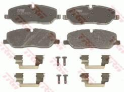 Колодки тормозные дисковые | перед | TRW GDB1631