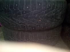 Nokian Hakka SUV. Зимние, шипованные, 2012 год, износ: 30%, 4 шт