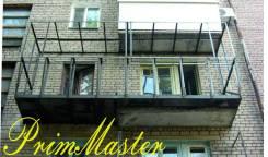 Расширение балконов и лоджий. Частные мастера. Опыт 14 лет. Договор.
