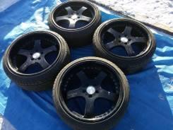 Ковка от Trafficstar 9/10jj et38/35 + Pinso Tyres. 9.0/10.0x19 5x114.30 ET38/35