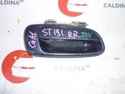 Ручка двери внешняя. Toyota Carina, AT191, ST195, AT190, CT190, AT192, CT195 Toyota Caldina, CT190G, ST190G, ST190, ST191, ST191G, CT190, ST195, ST195...
