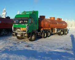МАЗ 6430А8-360. Продаётся сцепка МАЗ 6430А8+ппц Нефаз 9693, 14 000 куб. см., 28 000 кг.