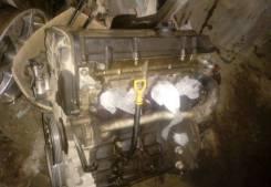 Двигатель в сборе. Hyundai Getz Hyundai Click