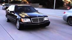Mercedes-Benz S-Class. Птс Mercedes-Benz W140
