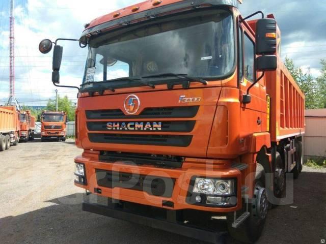 Shaanxi Shacman. Самосвал 8х4 Shacman SX3316DT366 2017 год в Иркутске, 12 000 куб. см., 40 000 кг.