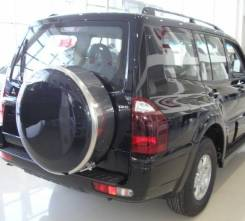 Колпаки запасного колеса. Mitsubishi Pajero