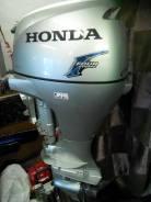 Honda. 10,00л.с., 4-тактный, бензиновый, нога S (381 мм), 2010 год год