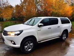 Кунг. Toyota Hilux Pick Up, GUN125, GUN125L, GUN126L Toyota Hilux Двигатели: 2GDFTV, 1GDFTV