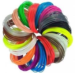 Набор PLA-пластик для 3D ручки ( 20 картриджей разного цвета)
