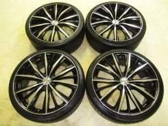 Колеса Weds Leonis VX шины 245/30 R20. 8.5x20 5x114.30 ET45 ЦО 73,0мм. Под заказ