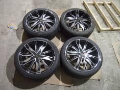Polo Wheels R22. 9.5x22 6x139.70 ET15