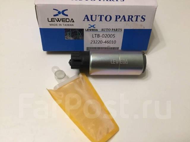 Топливный насос. Ford Laser, BHA3PF, BHA5PF, BHA5SF, BHA6RF, BHA7PF, BHA7RF, BHA8PF, BHA8SF, BHALPF, BHALSF Ford Festiva, DW3WF, DW5WF Mitsubishi: Ecl...