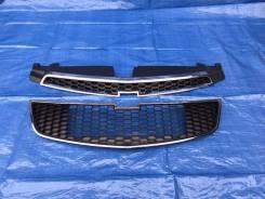 Решетка радиатора. Chevrolet Cruze, J300, J305 Двигатели: F16D3, F18D4, Z18XER
