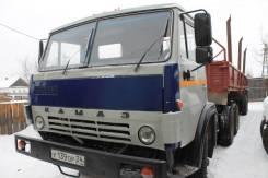 Камаз 5410. Продам Камаз с полуприцепом Одаз, 10 850 куб. см., 15 000 кг.
