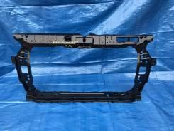 Рамка радиатора. Hyundai Solaris, RB Двигатели: G4FC, G4FA
