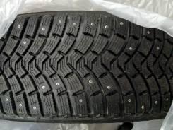 Michelin X-Ice North 2. Зимние, шипованные, 2017 год, без износа