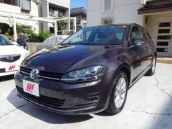 Volkswagen Golf. автомат, передний, 1.2, бензин, 5тыс. км, б/п. Под заказ