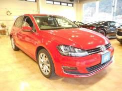 Volkswagen Golf. автомат, передний, 1.4, бензин, 19тыс. км, б/п. Под заказ