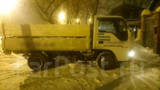 Вывоз снега в Уссурийске.