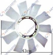 Вентилятор охлаждения радиатора. Hyundai County Mitsubishi Canter