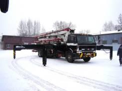 Nissan. Продам автобетононасос Diesel 36 метров, 36 м.